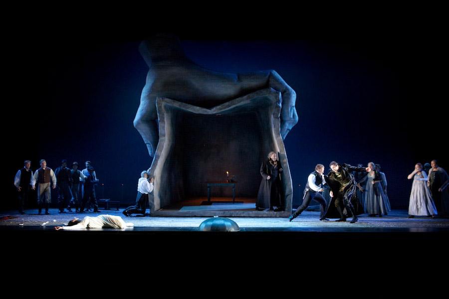 Luisa Miller, Malmö Opera, 121109.