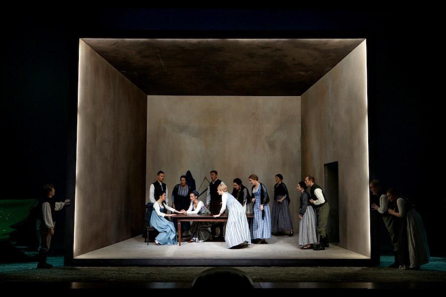 Luisa Miller, Malmö Opera, 121107.